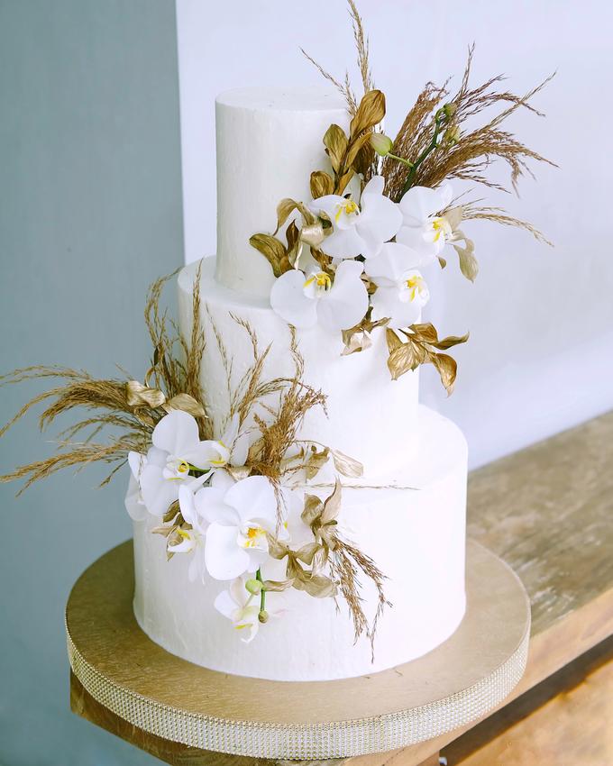 The wedding of Davian & Yolanda by KAIA Cakes & Co. - 001