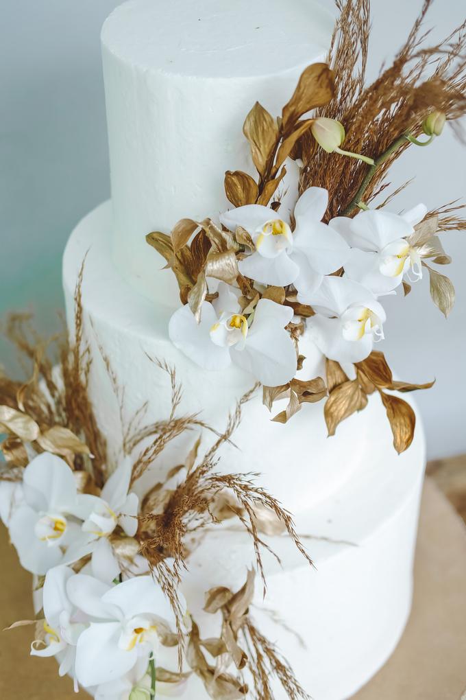 The wedding of Davian & Yolanda by KAIA Cakes & Co. - 002