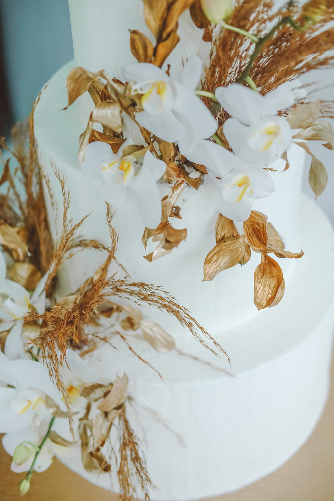 The wedding of Davian & Yolanda by KAIA Cakes & Co. - 003