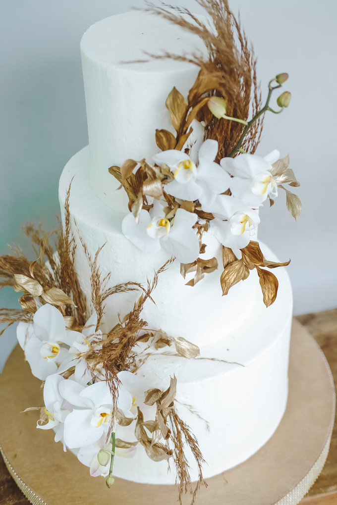The wedding of Davian & Yolanda by KAIA Cakes & Co. - 005