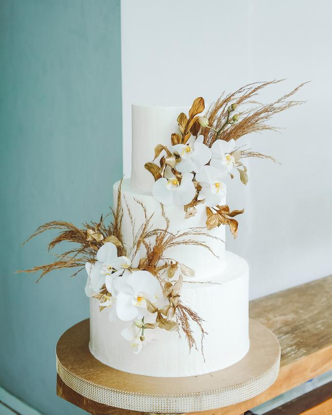 The wedding of Davian & Yolanda by KAIA Cakes & Co. - 007