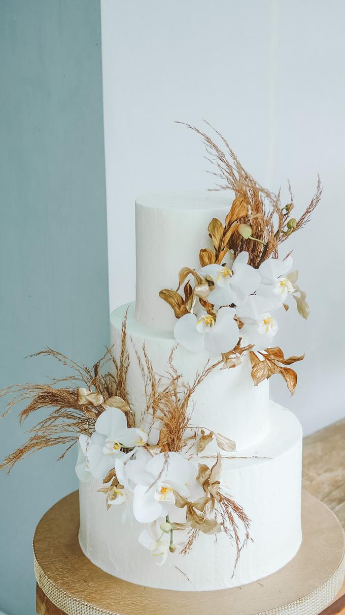 The wedding of Davian & Yolanda by KAIA Cakes & Co. - 008