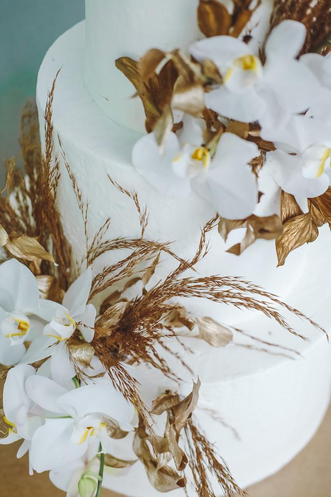 The wedding of Davian & Yolanda by KAIA Cakes & Co. - 011