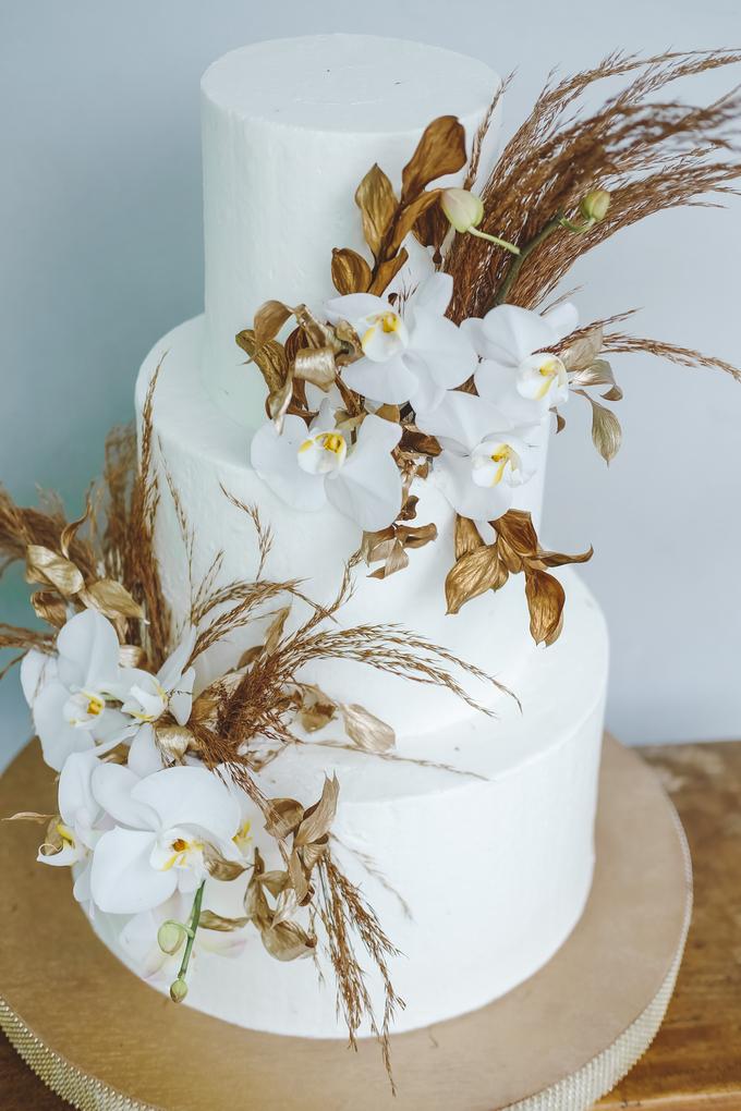 The wedding of Davian & Yolanda by KAIA Cakes & Co. - 012
