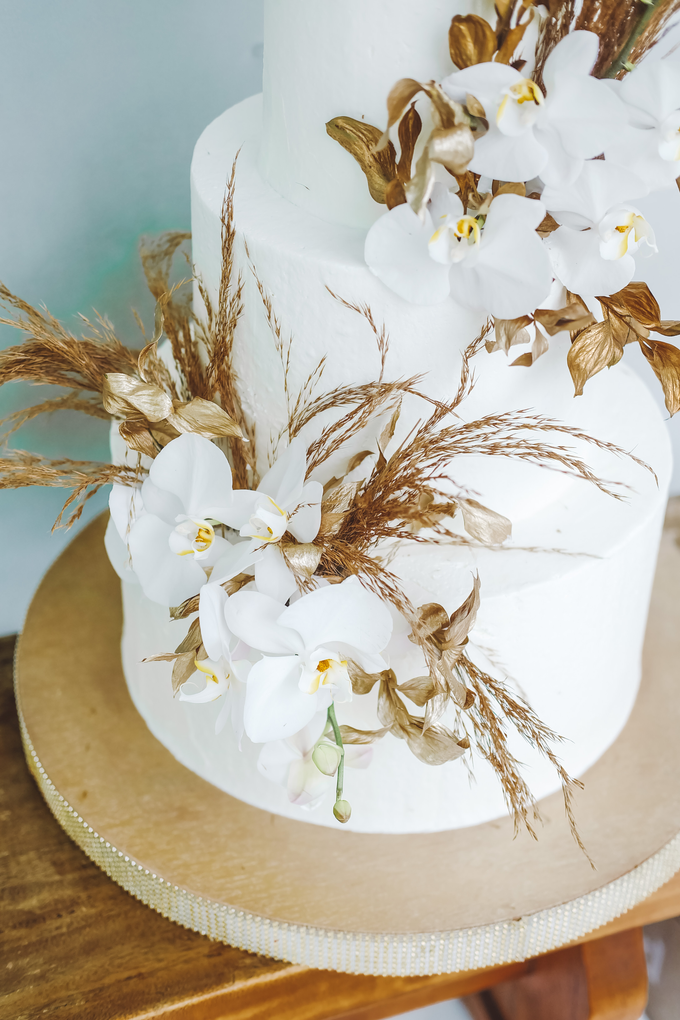 The wedding of Davian & Yolanda by KAIA Cakes & Co. - 013