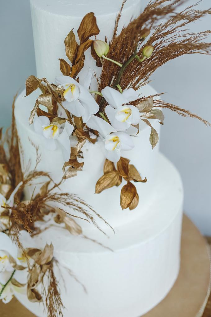 The wedding of Davian & Yolanda by KAIA Cakes & Co. - 015