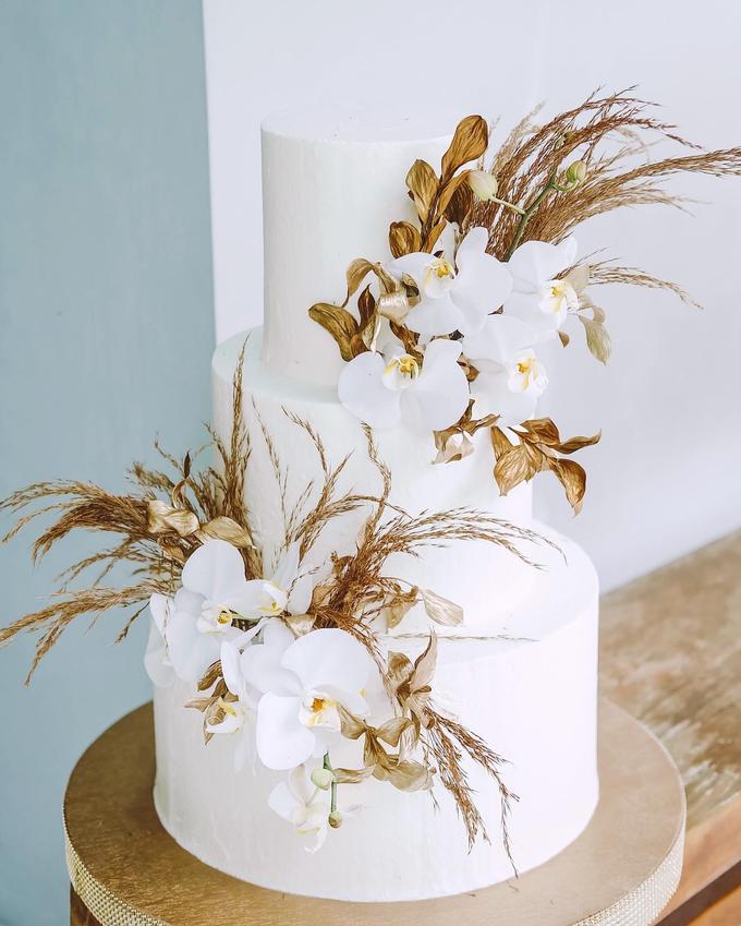 The wedding of Davian & Yolanda by KAIA Cakes & Co. - 020