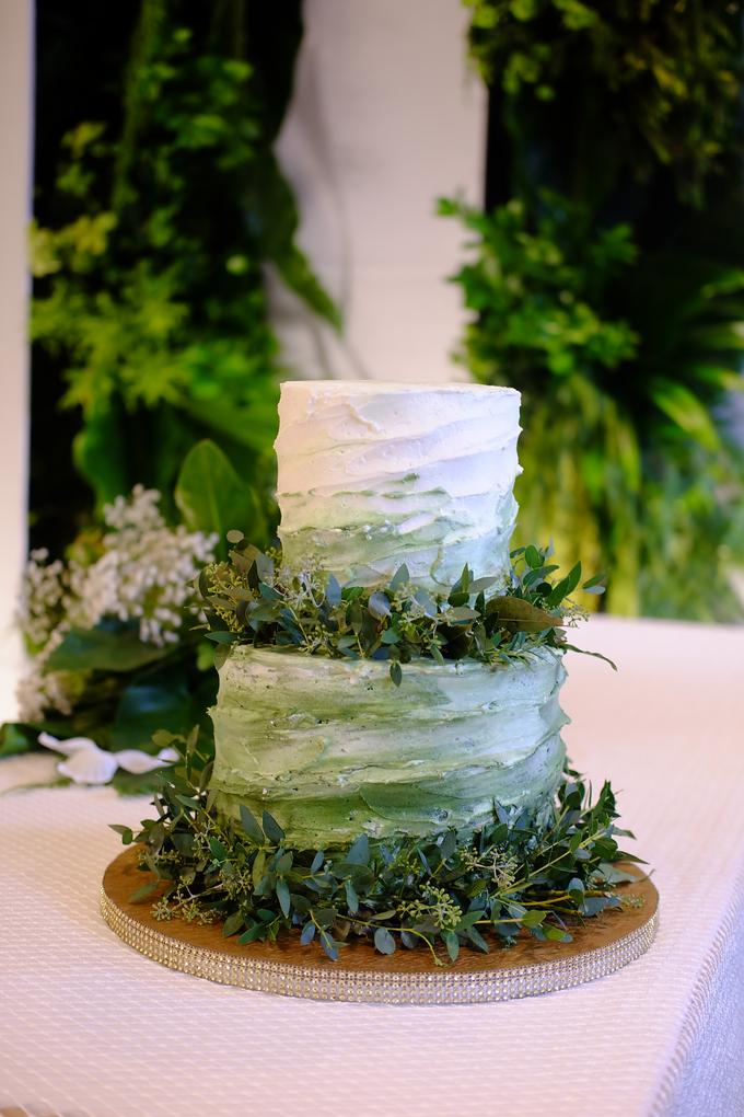 The wedding of Sergi & Maria by KAIA Cakes & Co. - 003