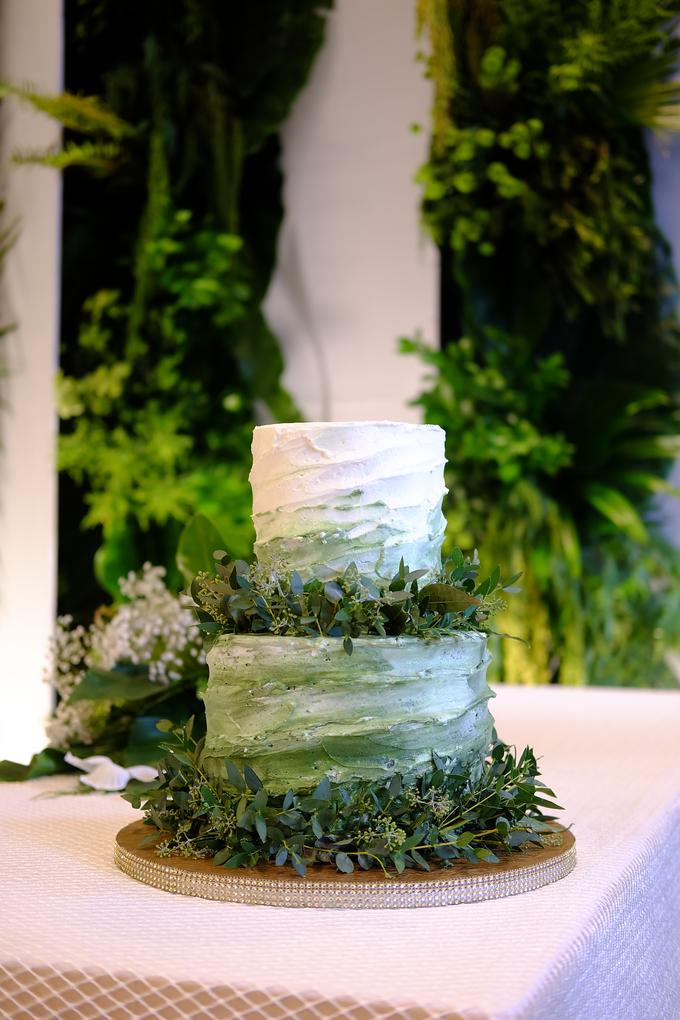 The wedding of Sergi & Maria by KAIA Cakes & Co. - 004