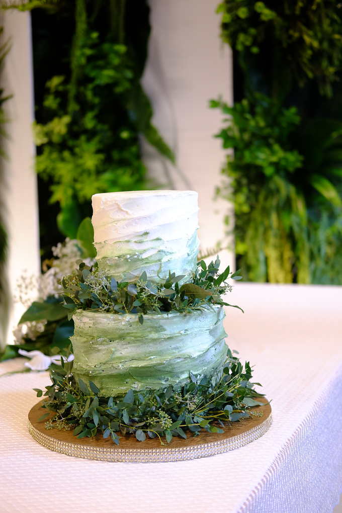 The wedding of Sergi & Maria by KAIA Cakes & Co. - 006