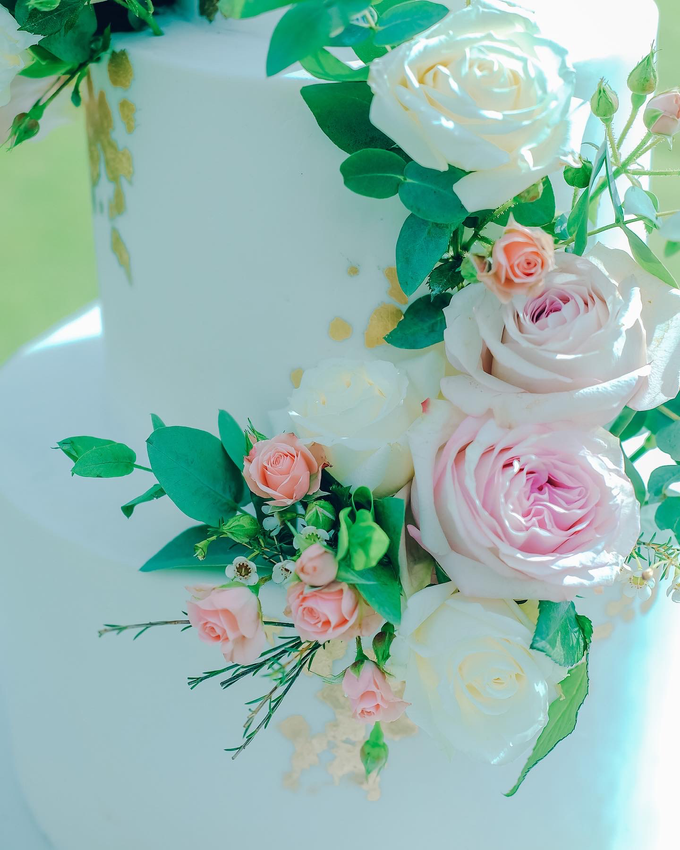 The wedding of Nicholas & Febiola by KAIA Cakes & Co. - 005