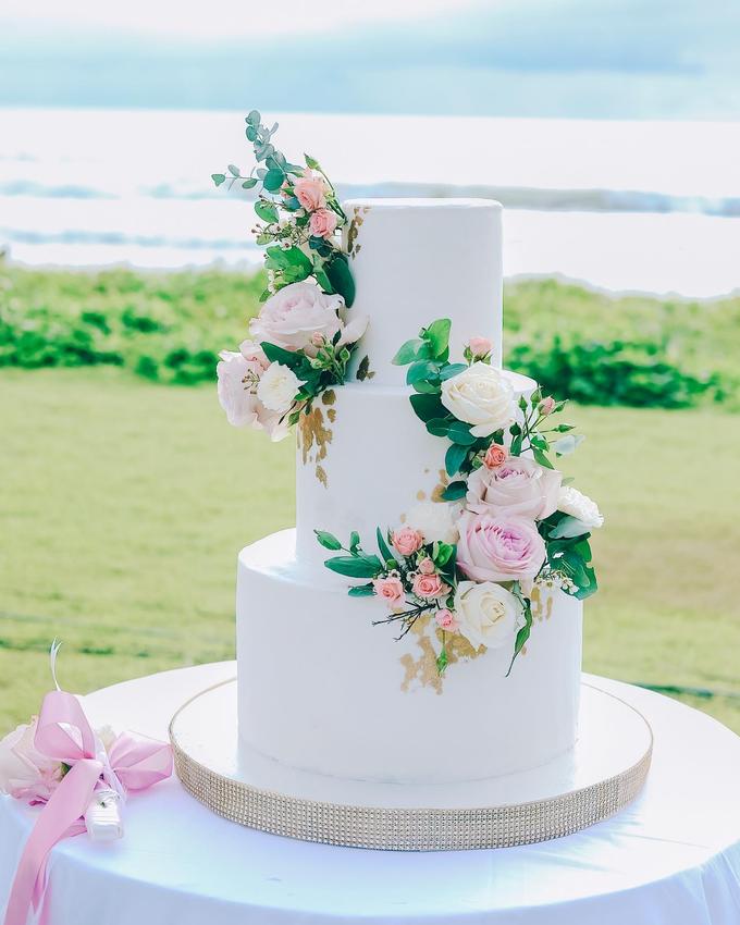 The wedding of Nicholas & Febiola by KAIA Cakes & Co. - 001