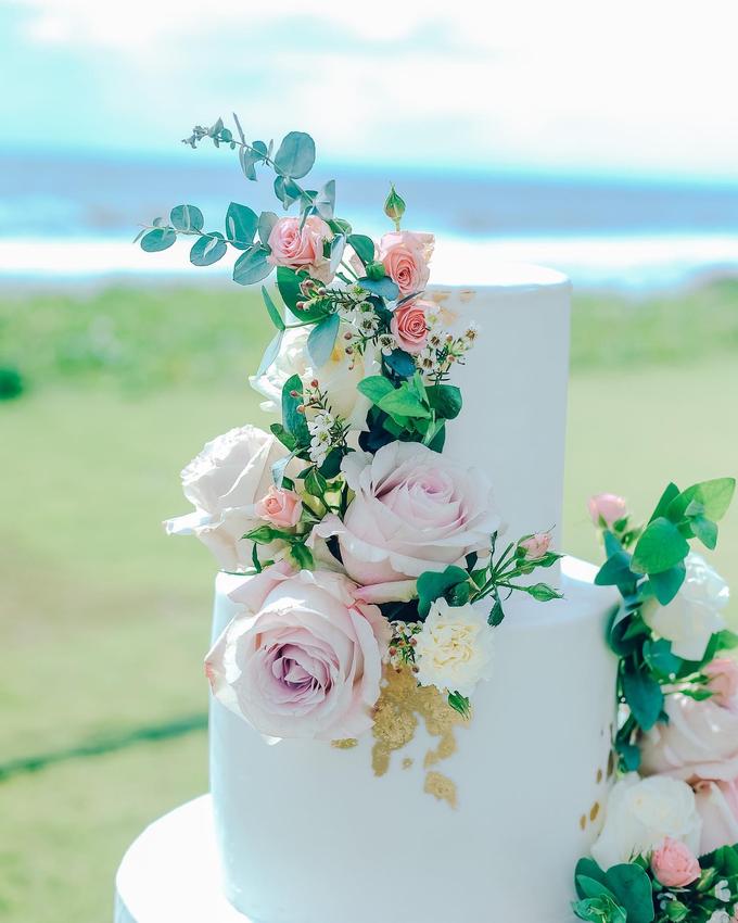 The wedding of Nicholas & Febiola by KAIA Cakes & Co. - 003