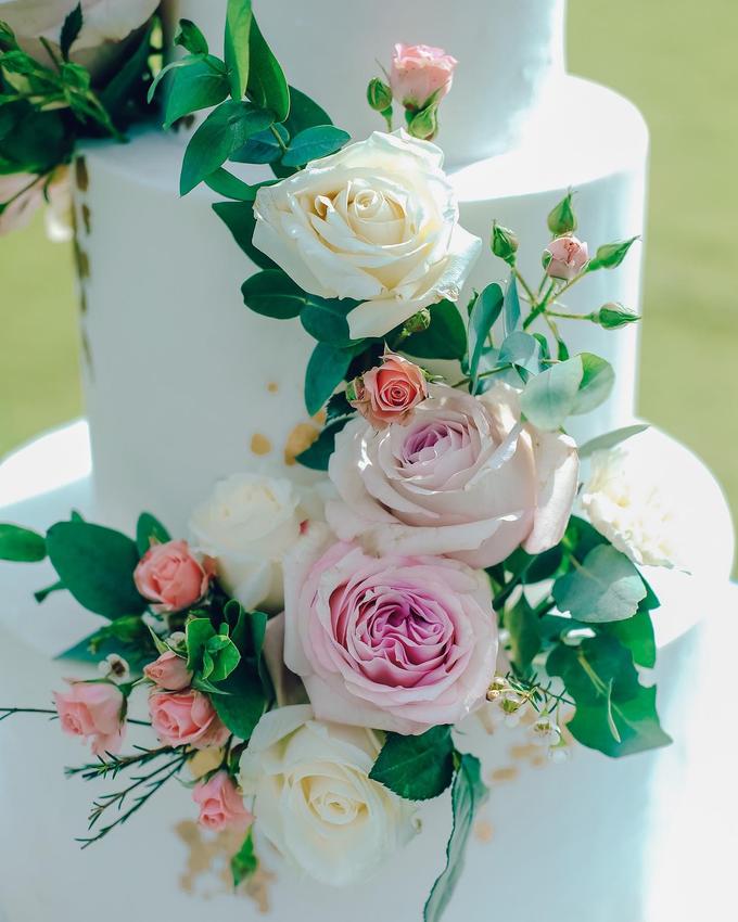 The wedding of Nicholas & Febiola by KAIA Cakes & Co. - 002