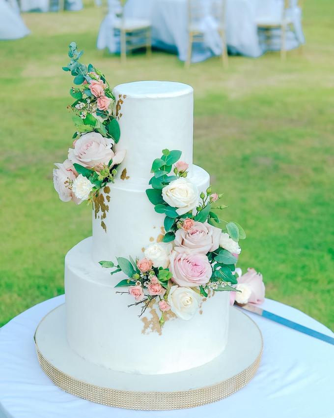 The wedding of Nicholas & Febiola by KAIA Cakes & Co. - 006