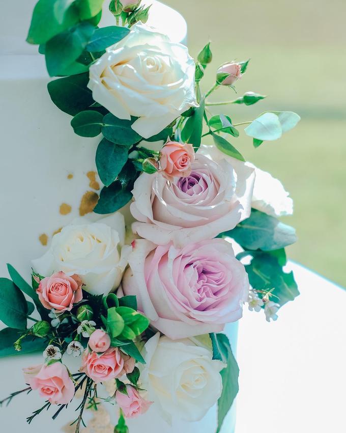 The wedding of Nicholas & Febiola by KAIA Cakes & Co. - 007