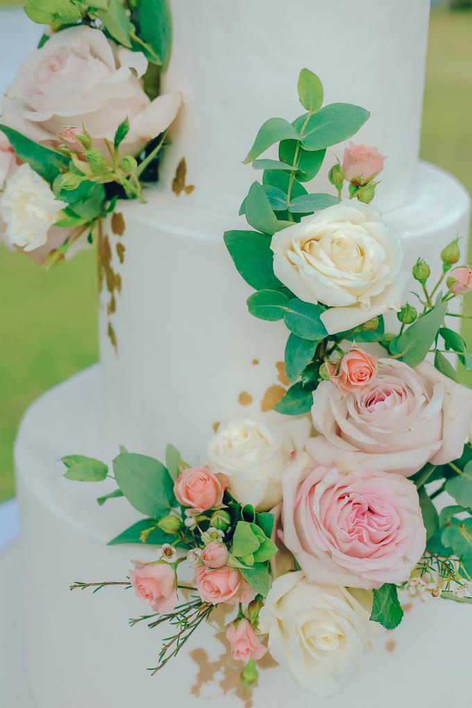 The wedding of Nicholas & Febiola by KAIA Cakes & Co. - 015
