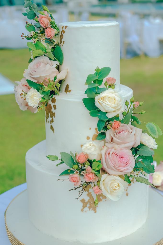 The wedding of Nicholas & Febiola by KAIA Cakes & Co. - 016