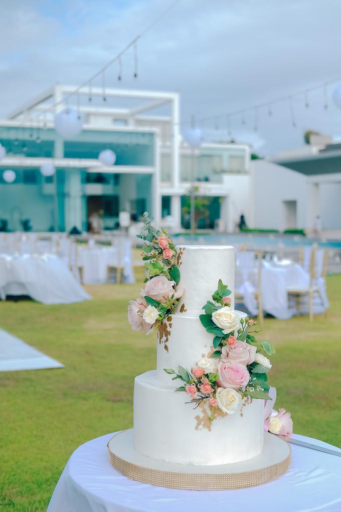 The wedding of Nicholas & Febiola by KAIA Cakes & Co. - 017