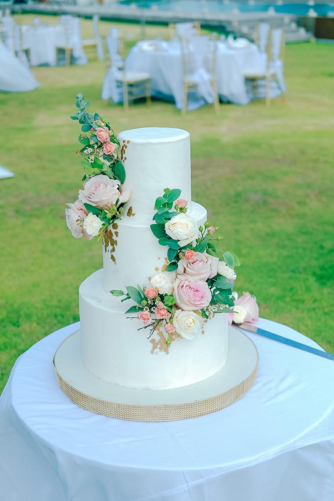 The wedding of Nicholas & Febiola by KAIA Cakes & Co. - 018
