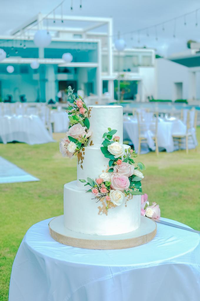 The wedding of Nicholas & Febiola by KAIA Cakes & Co. - 026