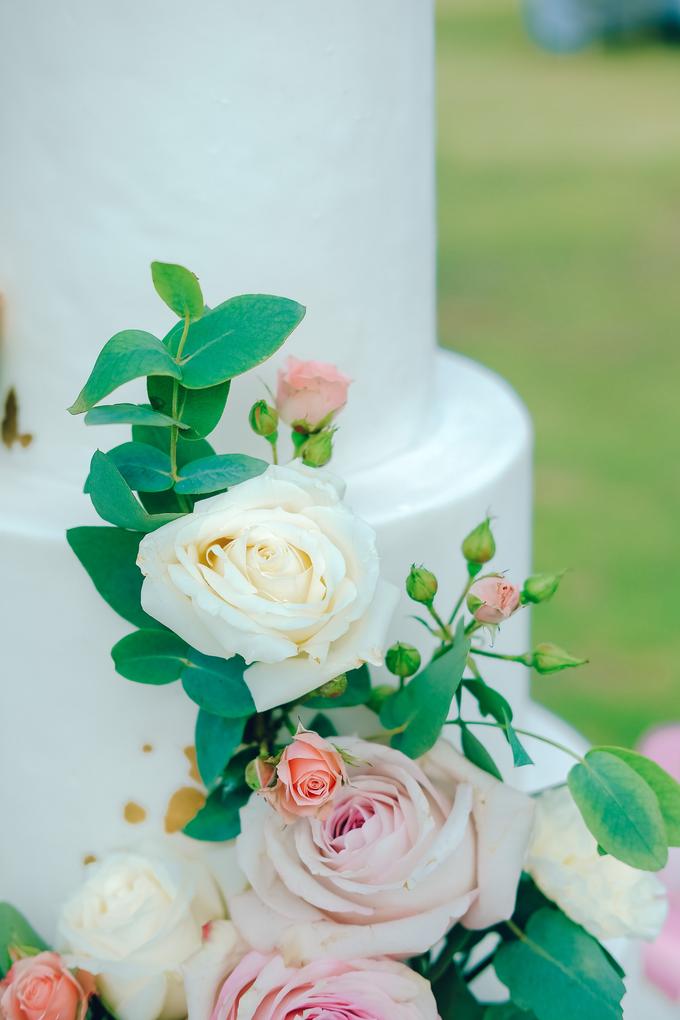 The wedding of Nicholas & Febiola by KAIA Cakes & Co. - 028