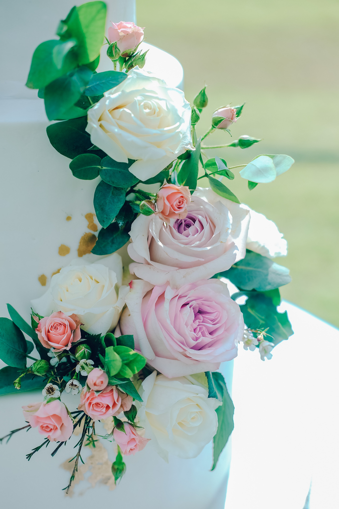 The wedding of Nicholas & Febiola by KAIA Cakes & Co. - 032