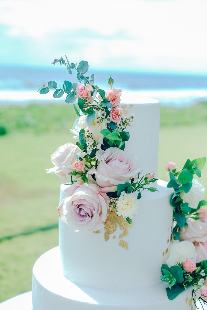 The wedding of Nicholas & Febiola by KAIA Cakes & Co. - 036