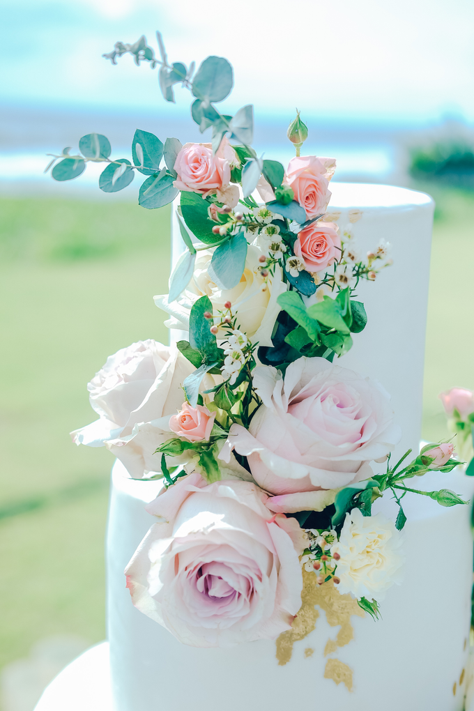 The wedding of Nicholas & Febiola by KAIA Cakes & Co. - 038