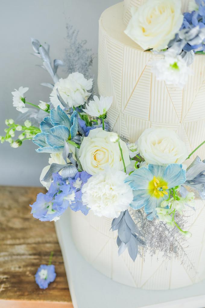The wedding of Ferry & Kartika by KAIA Cakes & Co. - 009