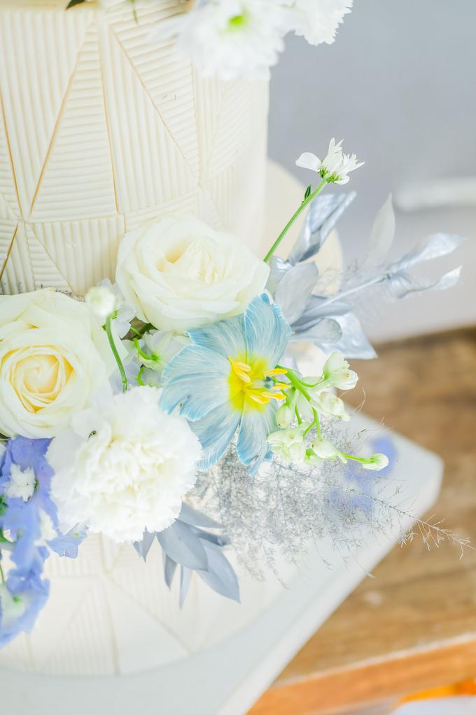The wedding of Ferry & Kartika by KAIA Cakes & Co. - 014