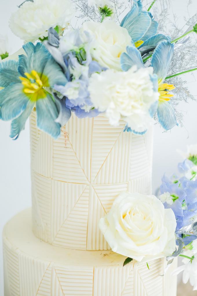 The wedding of Ferry & Kartika by KAIA Cakes & Co. - 020