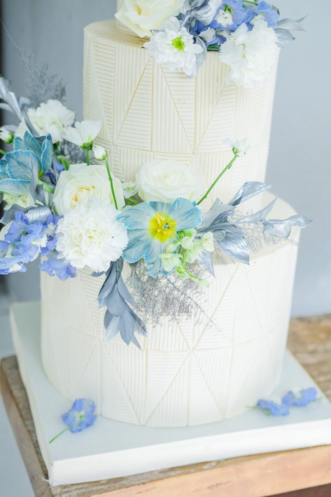 The wedding of Ferry & Kartika by KAIA Cakes & Co. - 022