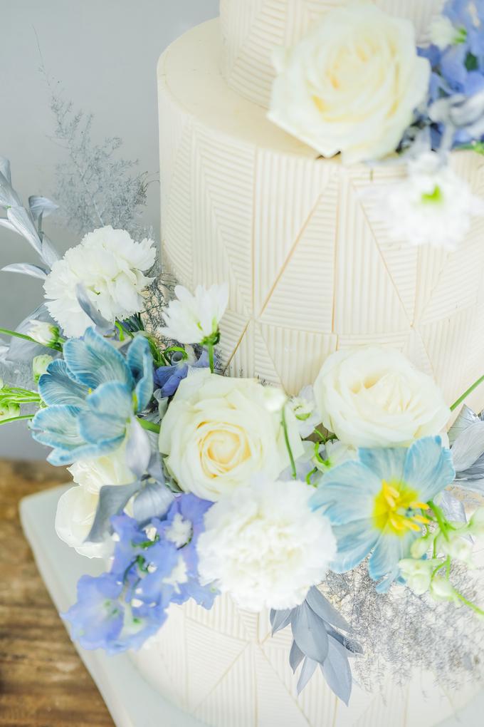 The wedding of Ferry & Kartika by KAIA Cakes & Co. - 024
