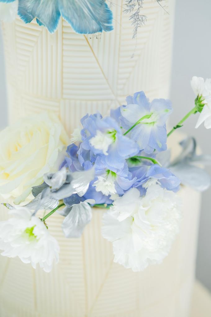 The wedding of Ferry & Kartika by KAIA Cakes & Co. - 027