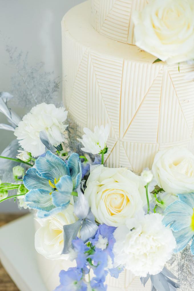 The wedding of Ferry & Kartika by KAIA Cakes & Co. - 028
