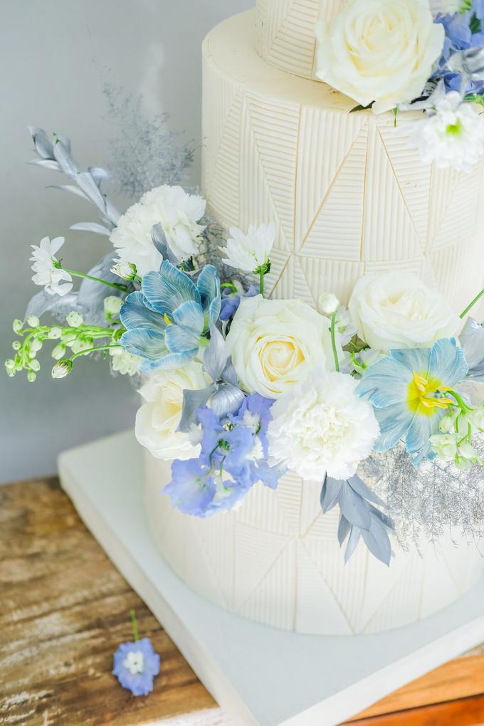 The wedding of Ferry & Kartika by KAIA Cakes & Co. - 034