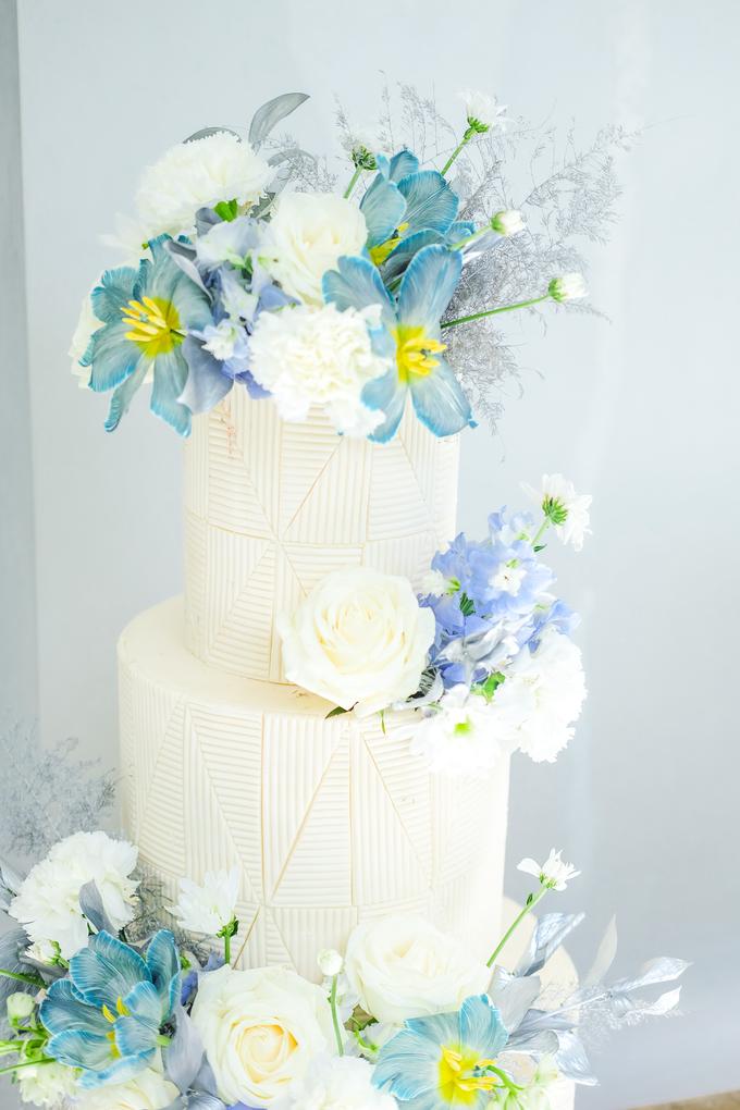 The wedding of Ferry & Kartika by KAIA Cakes & Co. - 042