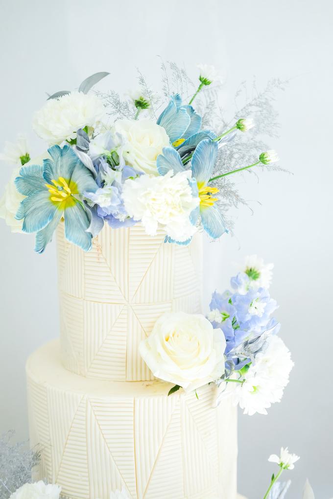 The wedding of Ferry & Kartika by KAIA Cakes & Co. - 041