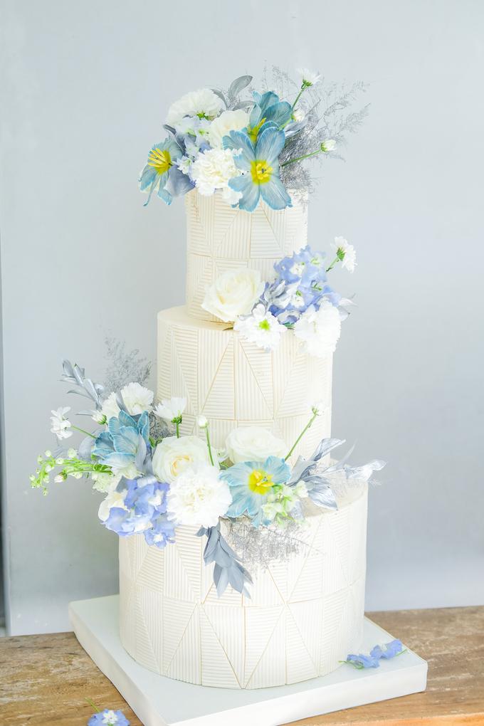 The wedding of Ferry & Kartika by KAIA Cakes & Co. - 043