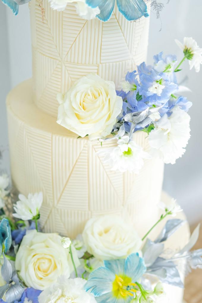 The wedding of Ferry & Kartika by KAIA Cakes & Co. - 048
