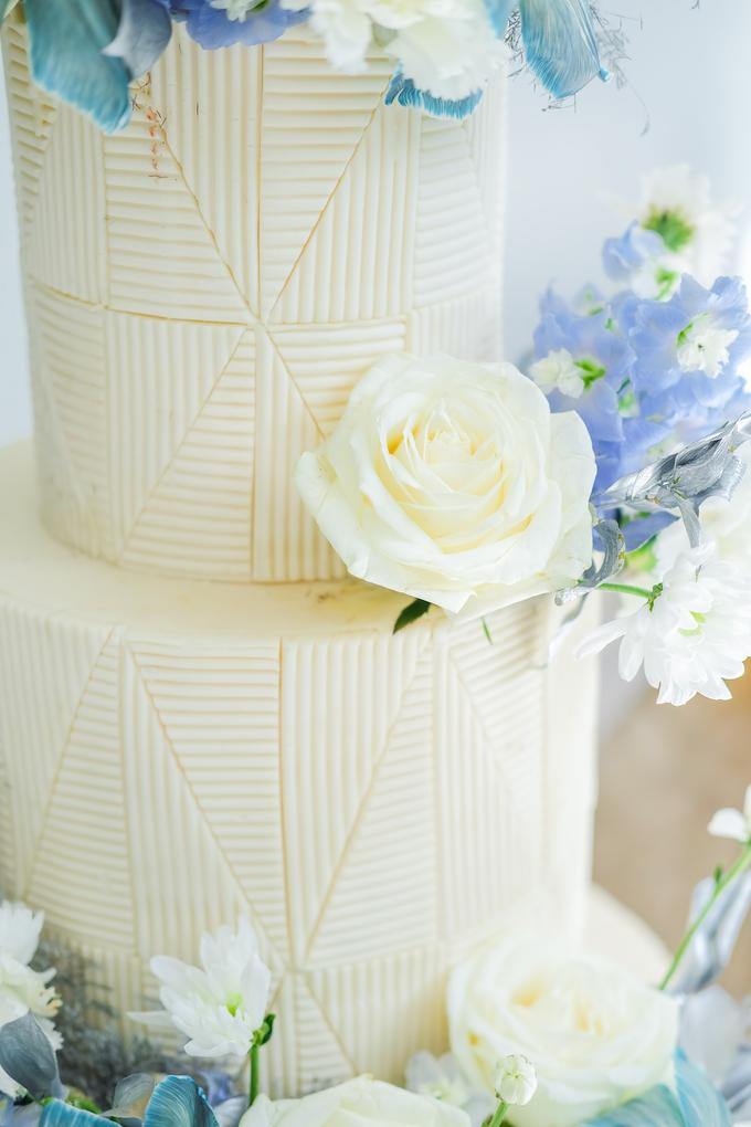 The wedding of Ferry & Kartika by KAIA Cakes & Co. - 049