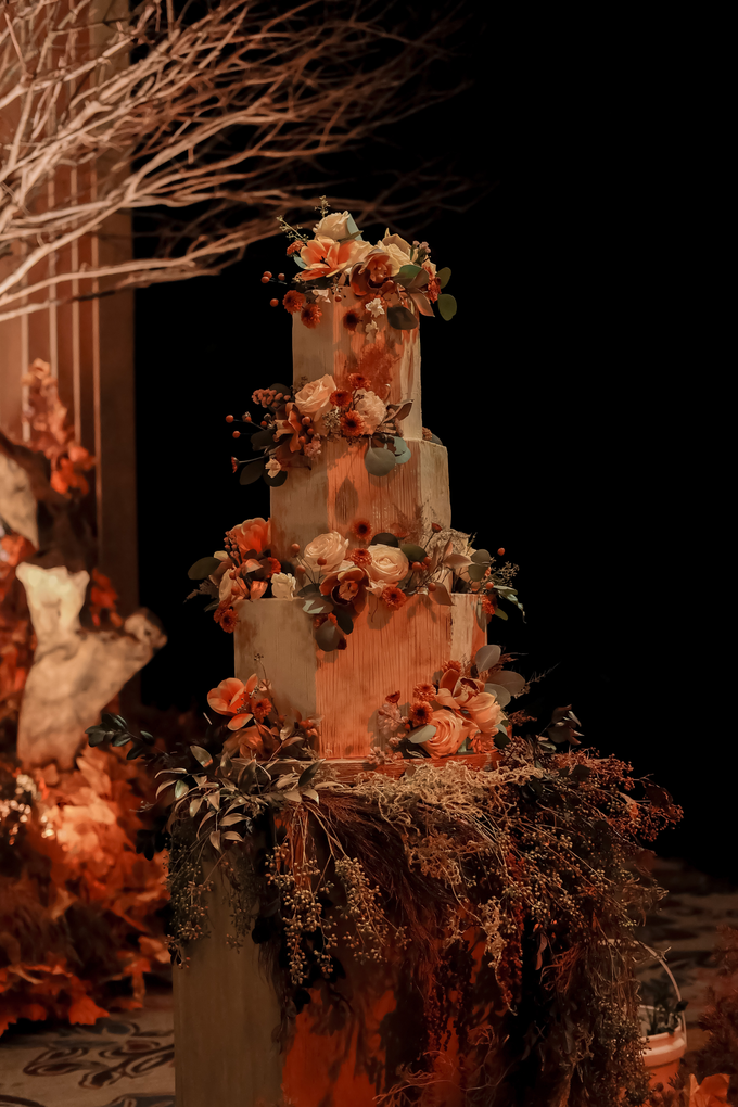 The wedding of Fritz & Jessline  by KAIA Cakes & Co. - 002