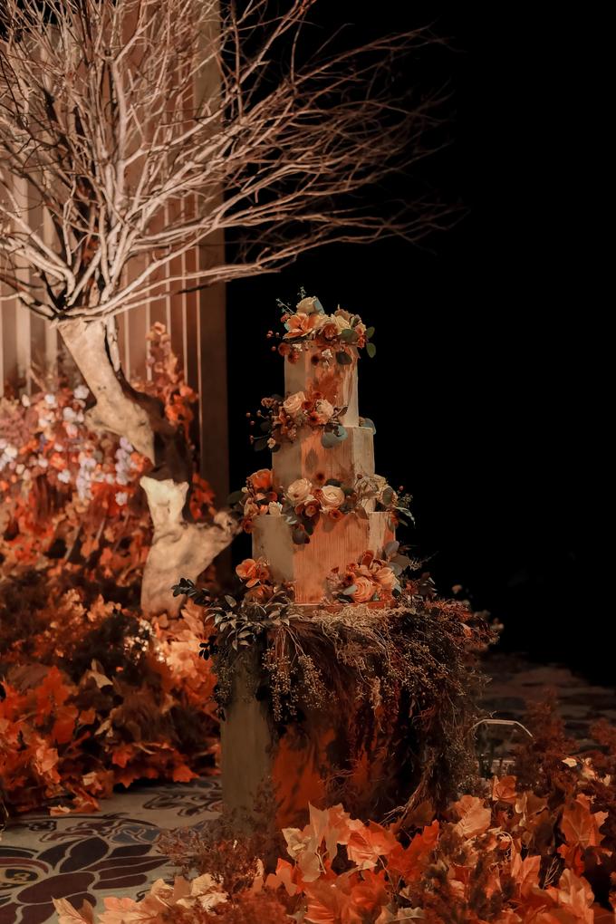The wedding of Fritz & Jessline  by KAIA Cakes & Co. - 004