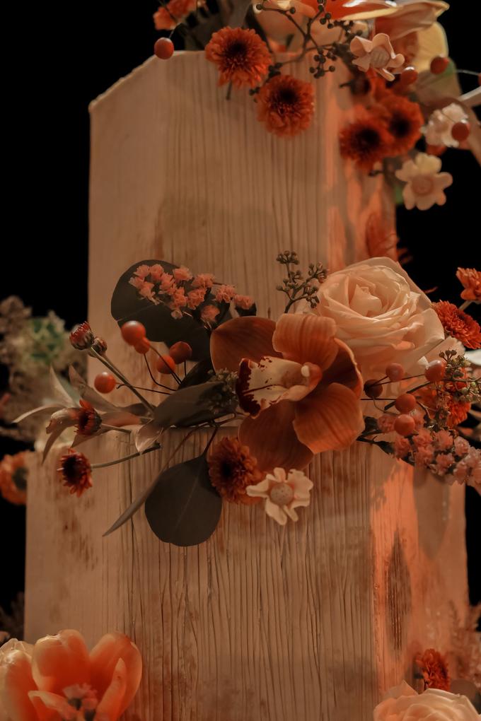 The wedding of Fritz & Jessline  by Casabono Wedding - 011
