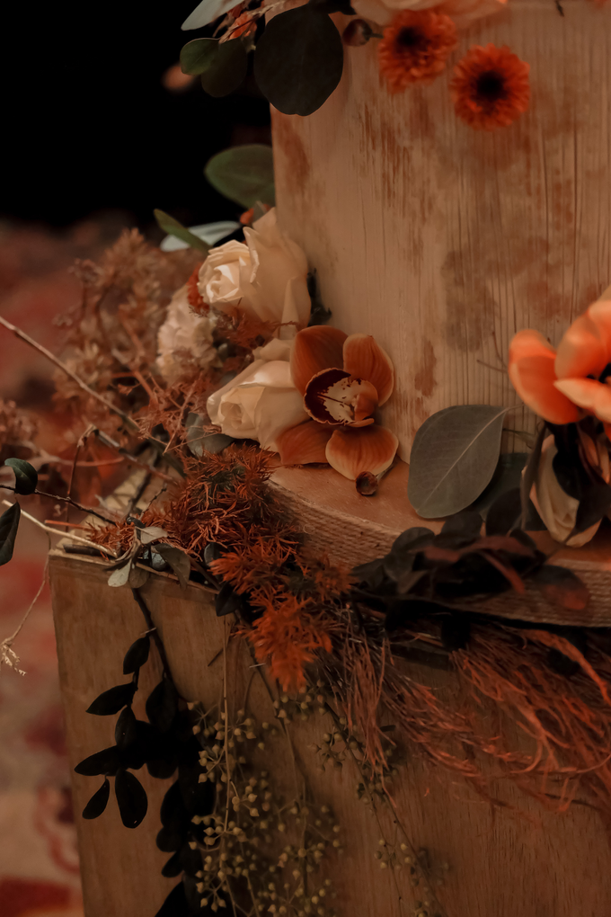 The wedding of Fritz & Jessline  by KAIA Cakes & Co. - 013