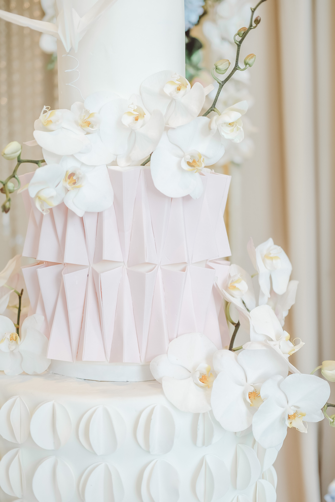 The wedding of Rudi & Fanny by KAIA Cakes & Co. - 001