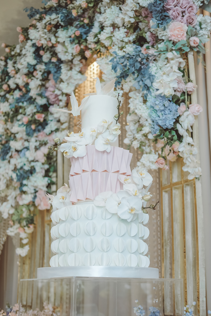 The wedding of Rudi & Fanny by KAIA Cakes & Co. - 002