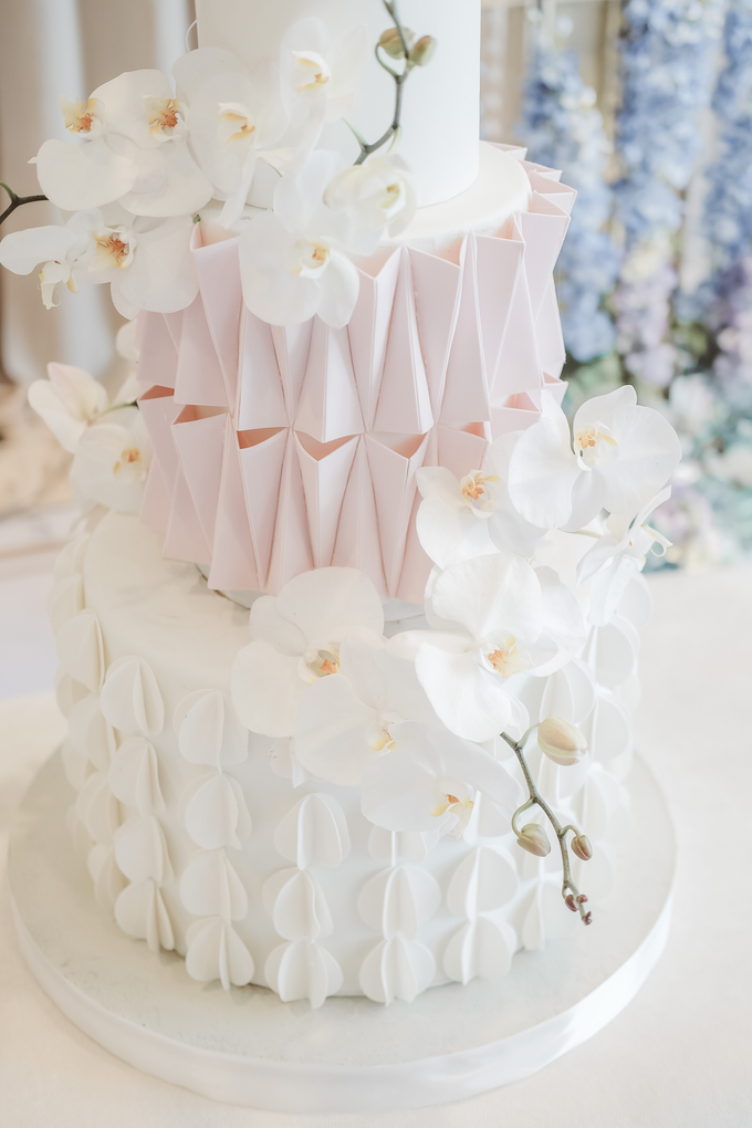 The wedding of Rudi & Fanny by KAIA Cakes & Co. - 005