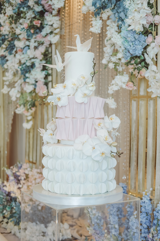 The wedding of Rudi & Fanny by KAIA Cakes & Co. - 003